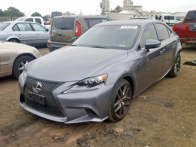 Lexus IS 300 (200T) 2016 2.0 Front