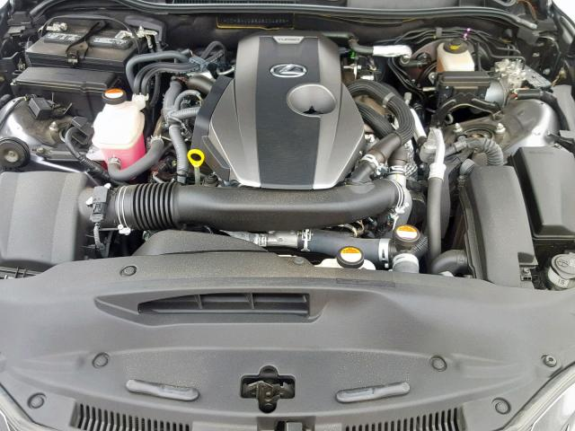 Lexus IS 300 (200T) 2016 2.0 Engine Bay