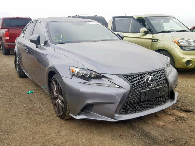 Lexus IS 300 (200T) 2016 2.0 Front End