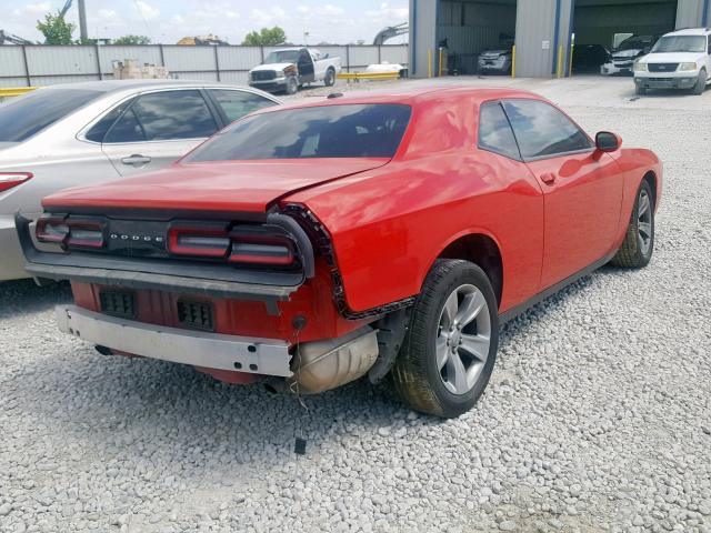 Dodge Challenger 2015 3.6 SXT Rear End