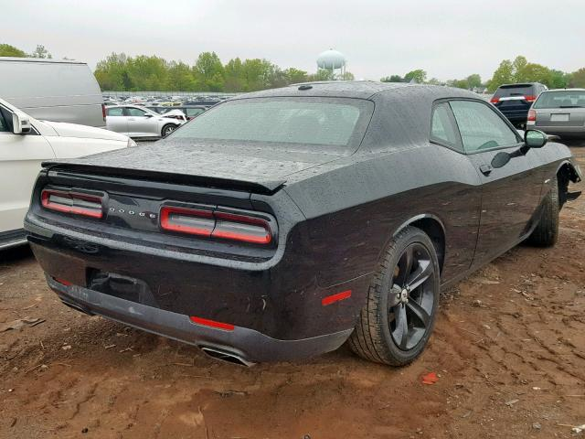 Dodge Challenger 2017 5.7 RT Rear