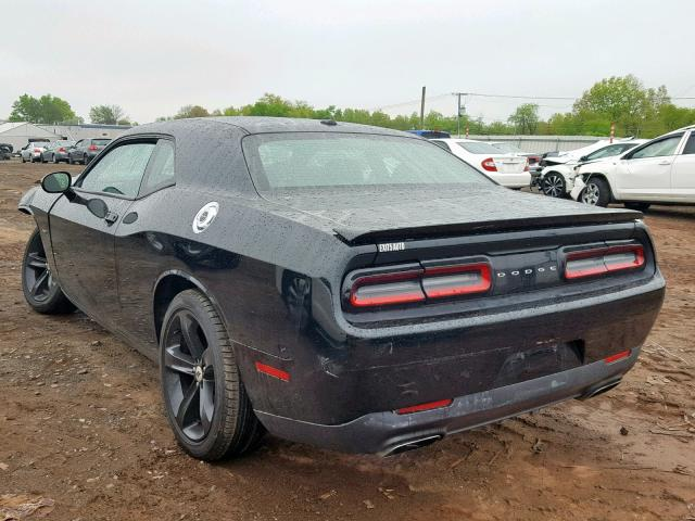 Dodge Challenger 2017 5.7 RT  Rear End