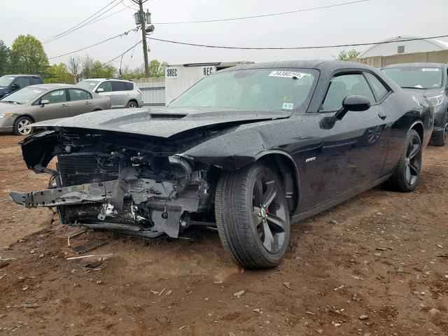 Dodge Challenger 2017 5.7 RT  Front End